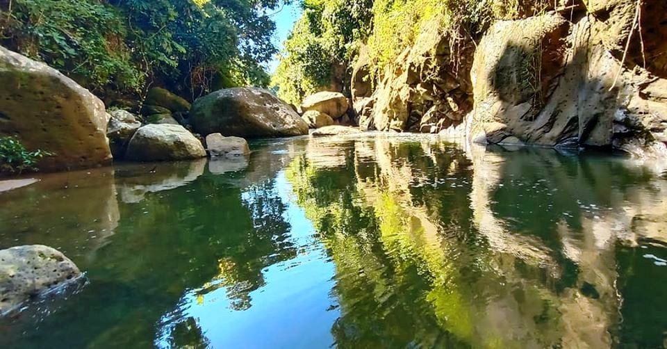 Lemeu Pelwon, Wisata Air Alami di Bengkulu Tengah ...