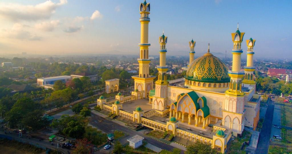 Islamic Centre mataram