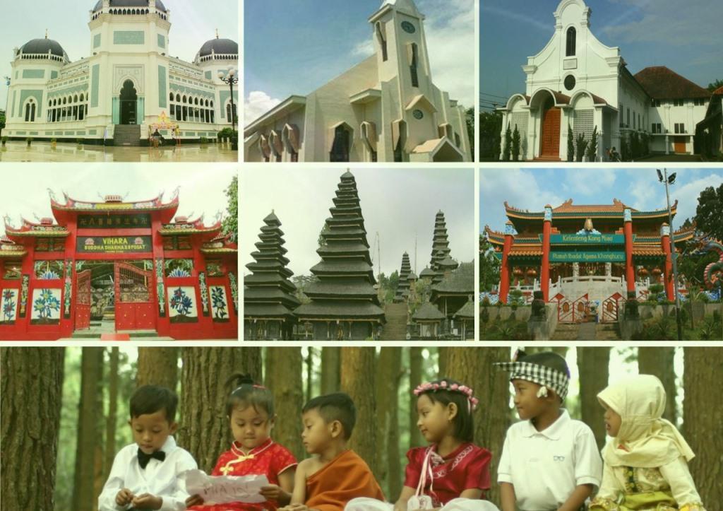 Indahnya Keberagaman Agama Dan Suku Yang Menyatukan Indonesia
